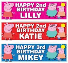 TV Celebrities Paper Party Banners, Buntings & Garlands