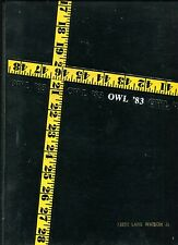 MEMPHIS UNIVERSITY SCHOOL, MEMPHIS, TENNESSEE YEARBOOK - THE OWL - 1983