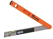Nedo Winkeltronic 600mm digitales Winkelmessgerät Winkelmesser 405316 in Hülle