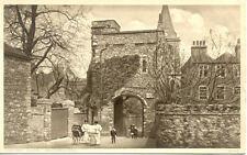 ANGLETERRE ENGLAND ROCHESTER PRIORY GATE stamp 1912