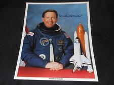 NASA Astronaut Richard Richards Official 8x10 Auto Pen Facimile Sign Photo JB10