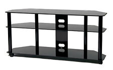 TransDeco Tall Corner LCD TV Stand w/Wheel 40 42 50 52 55 58 60 inch LCD TV NEW