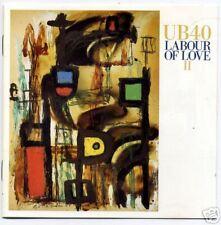 CD - UB 40 / labour of love ll