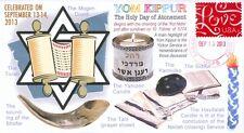 COVERSCAPE computer designed Yom Kippur 2013 event cover