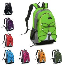 Children Boys Girls Waterproof Backpack Outdoor Camp Hiking Rucksack School Bags