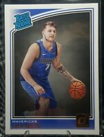 2018-19 Donruss Rated Rookie Luka Doncic GEM!