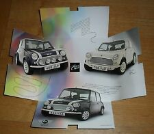 Mini Classic Promotional Fold Out Brochure 2000 - Cooper Sport Seven
