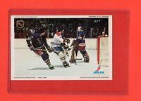 1971-72 Canadiens Guy Lapointe Pro Star NHLPA Postcard Nrmnt-Mt