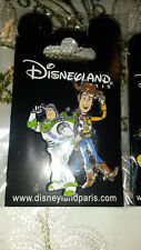 New Toy Story Buzz and Woody 17 February 2018 Disney Land Paris Dlp Pin