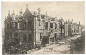 POSTCARDS-SCOTLAND-GREENOCK-PTD. Holmscroft Schools.