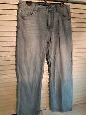 Mens Billabong Jeans Old School Relaxed Fit Size 34