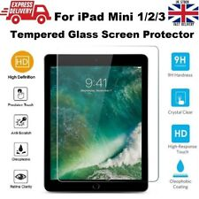 Shatter Proof Bubble Free Tempered Glass Screen Protector for iPad Mini 1/2/3