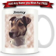 Jack Russell Terrier - Dog Ceramic Coffee Mug - Personalise for free