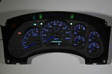 03-06 4500-7500 INSTRUMENT CLUSTER PANEL REPLACEMENT BLUE LED's *$200 REBATE*