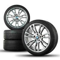 BMW 19 Zoll 3er F30 F31 4er F32 F33 F36 Felgen M403 Sommerräder 7845882 7845883