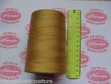 JEAN ALTERATIONS THREAD GOLD TOP QUALITY POLYESTER  THREAD 5000M Col.02262