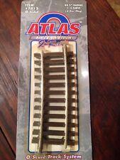 "Atlas O Scale 2 Rail 49.5/"" Radius Full Curve Item #7014"