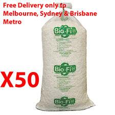 X50 400 Litre Void Bio Loose Fill Biofill Packing Peanuts Packaging Nuts Foam