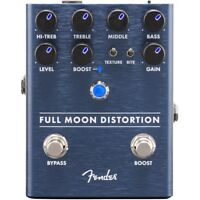 Fender Full Moon Distortion Guitar Pedal!