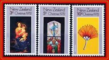 Neuseeland 1972 Weihnachten MNH Religion, Gemälde