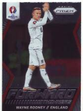 Euro Cup 2016 Prizm Wayne Rooney England Forward Thinkers FT-20
