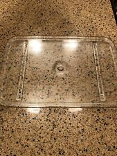 Maytag Whirlpool Microwave Oven Glass Tray W11367904