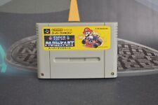 Super Mario Kart (Super Famicom SFC 1992) Japan Import