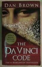 The Da Vinci Code - Paperback Novel - Dan Brown