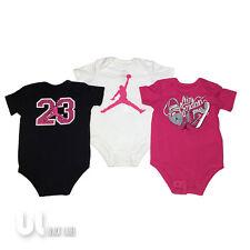 Nike Air Jordan 23 Flight Three-Piece Geschenkpaket 3-Teiler Baby Body Set Girls