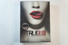 True Blood - The Complete First Season (DVD, 2009, 5-Disc Set), Brand NEW Sealed