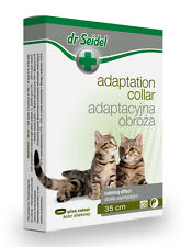 Dr Seidl Adaptation collar 35 cm for cats calming effect on cat like Feliway