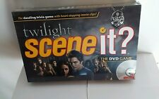 TWILIGHT SCENE IT DVD GAME,KRISTEN STEWART,PATTINSON,LAUTNER