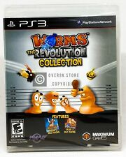 Worms The Revolution Collection - PS3 - Brand New | Factory Sealed