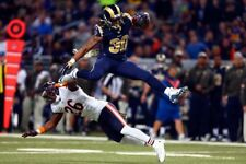 NFL Football 2 x 3FT Photo Print Poster TODD GURLEY Poster M
