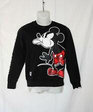 Women's AAPE by A Bathing Ape (BAPE) x Mickey Mouse Sweatshirt - Small - Disney