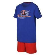 Champion Kids Boy Clothing Set Training TShirt Short Sports Fashion 305215-BS003