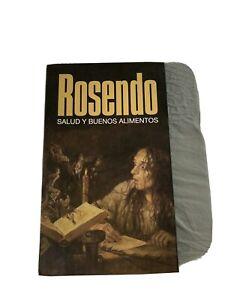 Rosendo – Salud Y Buenos Alimentos 3 CD + DVD + Libro Box set Mint/Mint