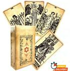 The New Rider Tarot Collection Cards: A 78 Card Deck English Version Oracle Game