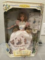 Barbie Tale of Peter Rabbit Mattel NRFB 1997 Collectors Edition 19360 New Sealed