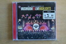 Mushroom 25 Live Highlights    (C306)