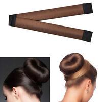 Magic Hair Bun Shaper Creative Hair Bun Maker Curler Roller Hairstyle Tool 2Pcs