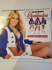 Vintage DALLAS COWBOYS Cheerleaders 2007 SWIMSUIT CALENDAR 16 Months Mexico Rare