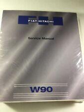 Fiat-Hitachi W90 Wheel Loader Service Manual