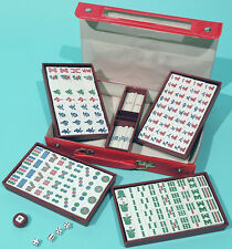 Mah Jong Set with Chinese Characters - Ref: 00690