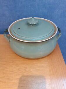 Denby Regency Green Casserole Dish With Lid
