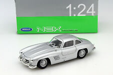Mercedes-Benz 300 SL grau 1:24 Welly