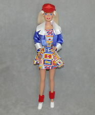 Barbie 1990s Doll Loose Fashion & Accessories International Pen Friend Mattel