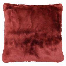 Relleno ECOPIEL terciopelo rojo 45.7cm - Cojín de 45cm