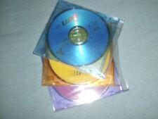 3 tres DVD R New soldada 4,7 gb EMTEC