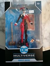 McFarlane DC Multiverse Harley Quinn Animated Series Classic Outfit
